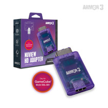 """Armor3 """"NUView"""" HD Adapter for Gamecube"""
