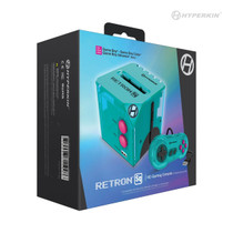 Hyperkin RetroN Sq: HD Gaming Console for Game Boy/Game Boy Color/Game Boy Advance (Hyper Beach)