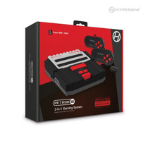 Hyperkin RetroN 2 Gaming Console for NES/Super NES (Black)