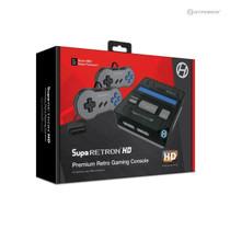 SupaRetroN HD Gaming Console for SNES / Super Famicom - Space Black