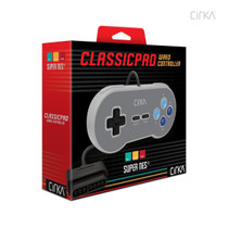 "Cirka ""ClassicPad"" Controller for SNES"