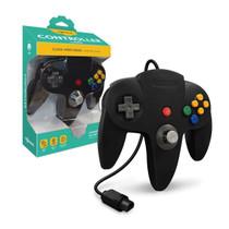 Tomee Nintendo 64 Controller for N64 (Black)