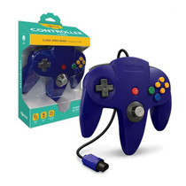 Tomee Nintendo 64 Controller for N64 (Blue)