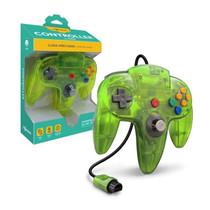 Tomee Nintendo 64 Controller for N64 (Cyanine/Jungle)