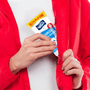 Wish Hand Sanitizer Tube with Vitamin E - 100ml
