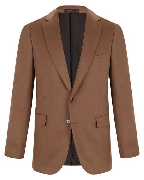 Adrian Beige Cashmere Jacket