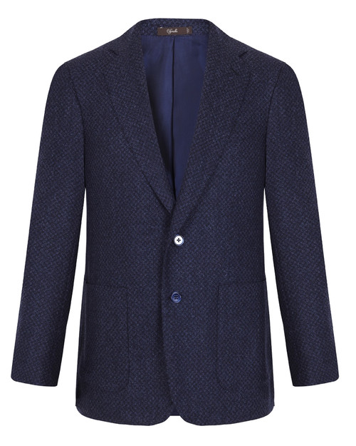 Montecarlo Navy Wool Jacket