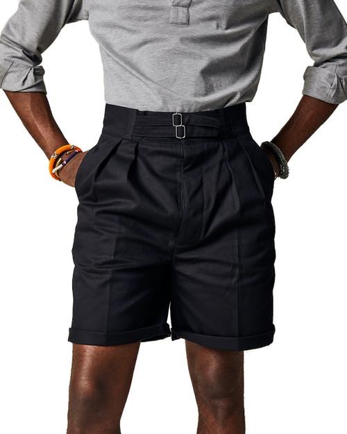 Safari Dark Navy Shorts