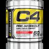 Cellucor C4 Pre Workout 60 Servings