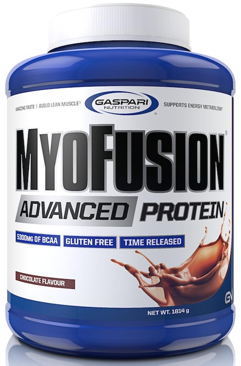 Gaspari Nutrition MYOFUSION Advanced Protein 1.8 KG - MusclePetrol.com