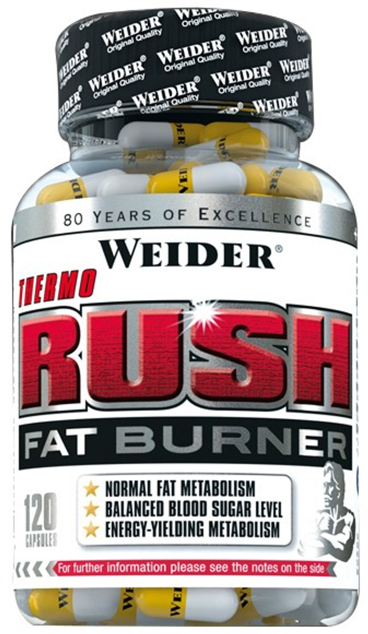 fat burner weider review