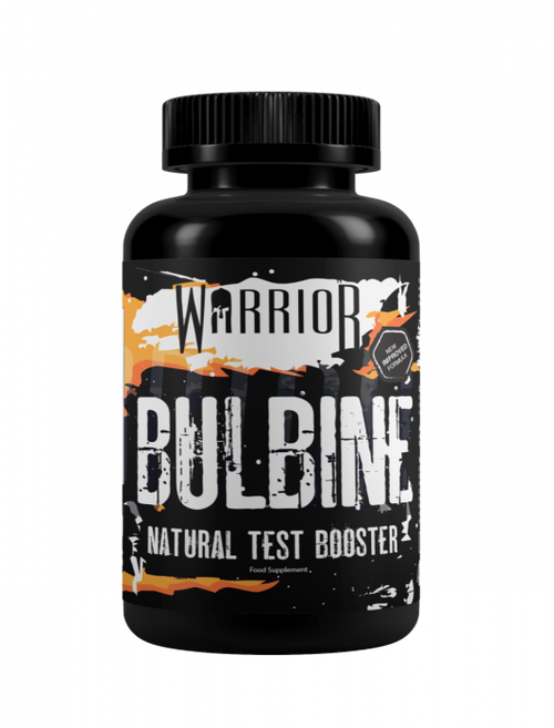Warrior Bulbine 60 Capsules