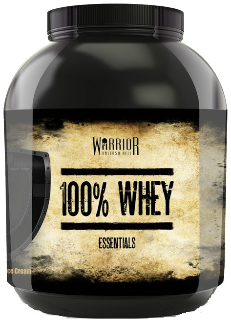 Warrior 100% Whey Essentials 2.27 KG
