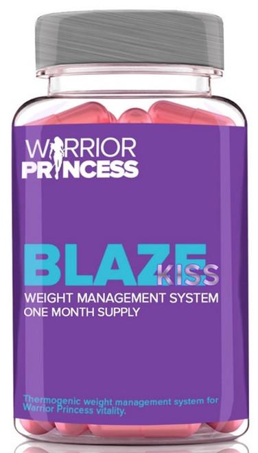 Warrior Princess Blaze Kiss 90 Capsules