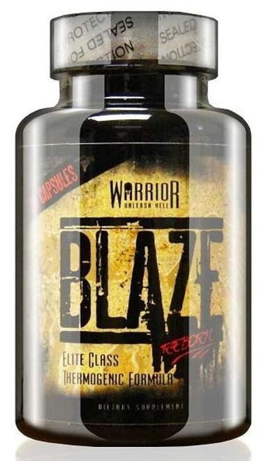 Warrior Blaze Reborn 90 Capsules