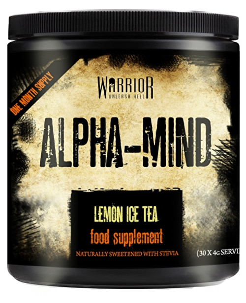Warrior Alpha-Mind 180 G