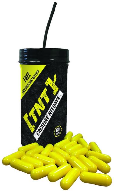 TNT Creatine Nitrate 60 Capsules