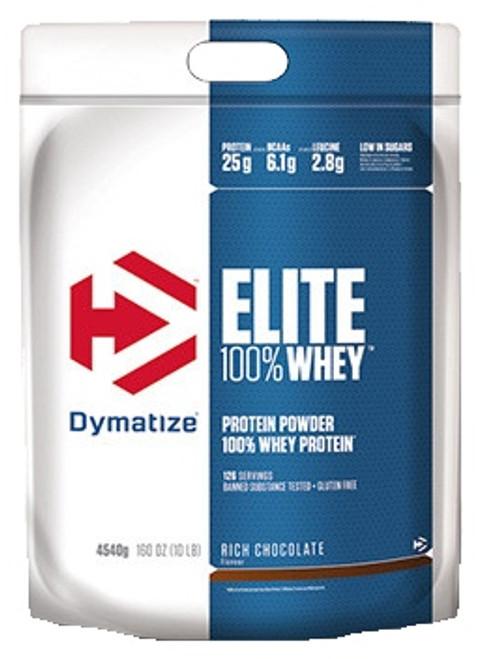 Dymatize Elite 100% Whey 4540 G (10 LB)