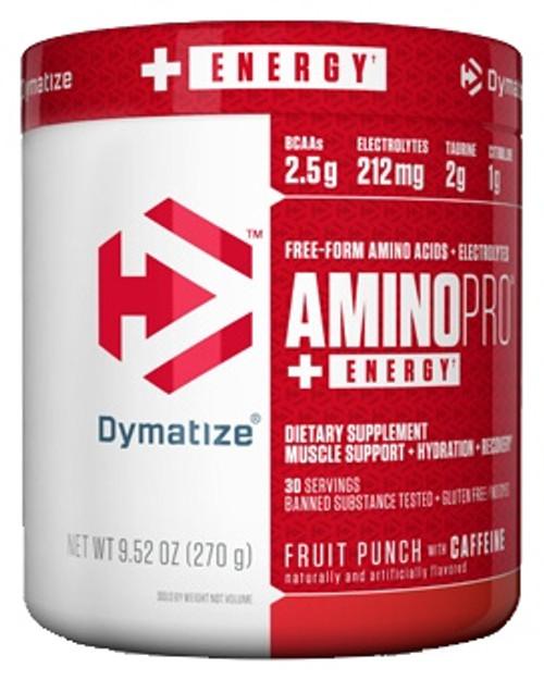 Dymatize AminoPro + Energy 270 G