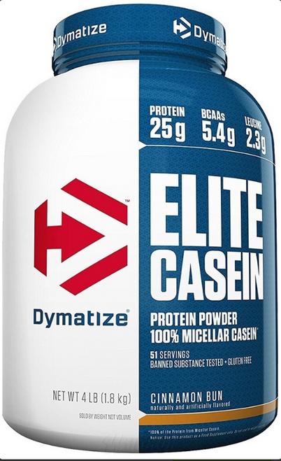 Dymatize Elite Casein 1.8 KG (4 LB)