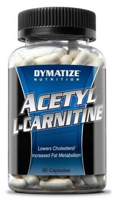 Dymatize Acetyl L-Carnitine 90 Capsules