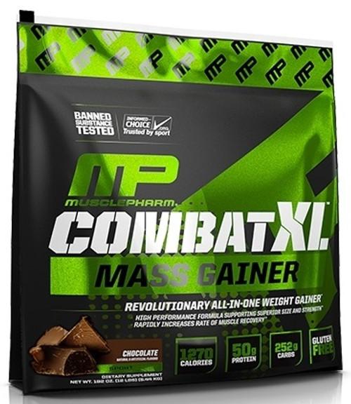 MusclePharm Combat XL Mass Gainer 5443 G (10 LB)