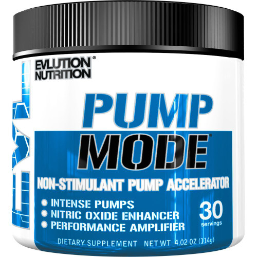 Evlution Nutrition Pump Mode 30 Servings