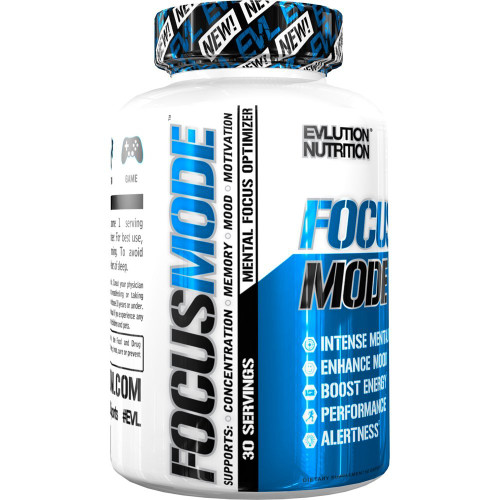 Evlution Nutrition Focus Mode 30 Servings