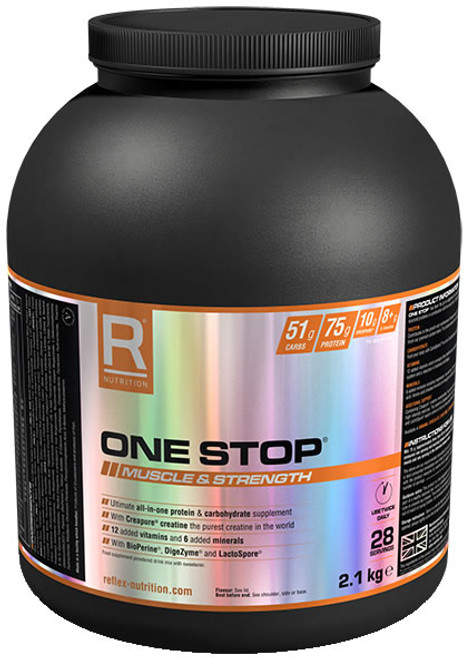 Reflex Nutrition ONE STOP 2.1 KG 28 Servings