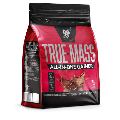 BSN TRUE MASS All-In-One Gainer 25 Servings