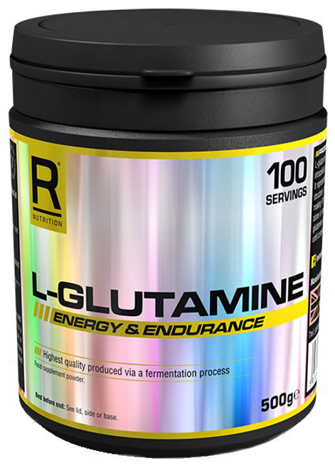 Reflex Nutrition L-GLUTAMINE 500 G - 100 Servings