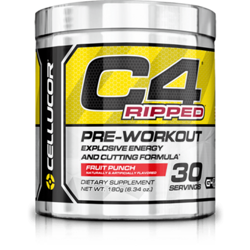 Cellucor C4 Ripped Pre Workout 180 G (30 Servings)
