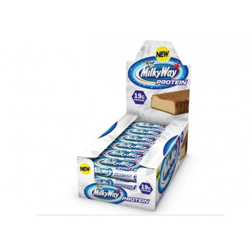 Milky Way Protein Bar 51 G x  18 Bars Box