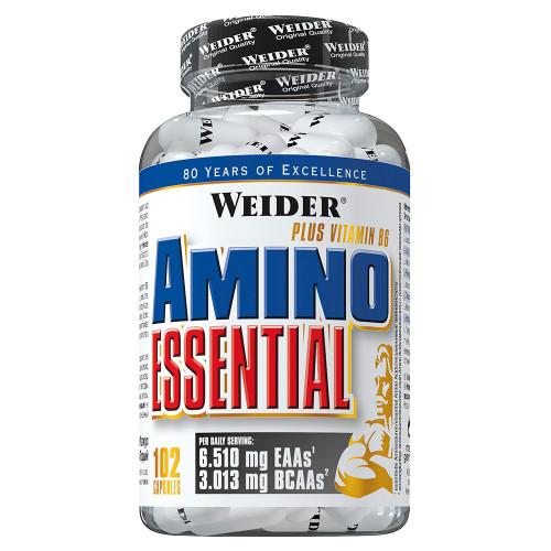 Weider Amino Essential 102 Capsules