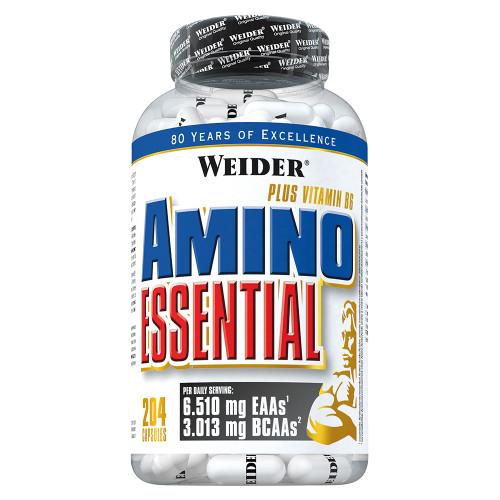 Weider Amino Essential 204 Capsules
