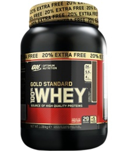Optimum Nutrition 100% Whey Gold Standard 1.09 KG (29 Servings)
