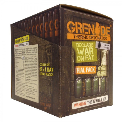 Grenade THERMO DETONATOR (12 x 4 Capsules)