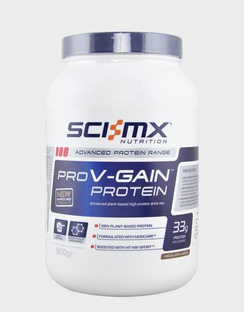 Sci-MX Pro V-Gain Protein 900 G