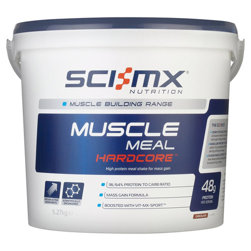 Sci-MX Muscle Meal Hardcore 5.27 KG
