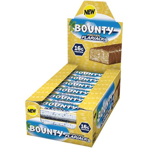 Bounty Protein Flapjack 60 G x 18 Flapjacks Pack