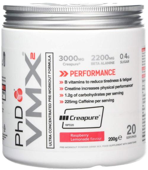 PhD VMX2 200 G (20 Servings)