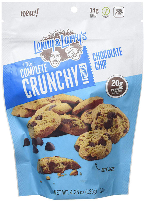 Lenny & Larry's Complete Crunchy Cookie 120 G x 12 Pack