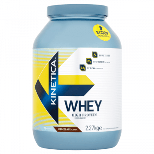 Kinetica Whey Protein 2.27 KG