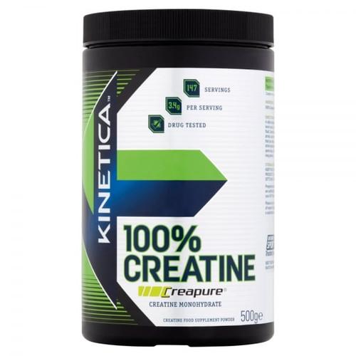 Kinetica 100% Creatine 500 G