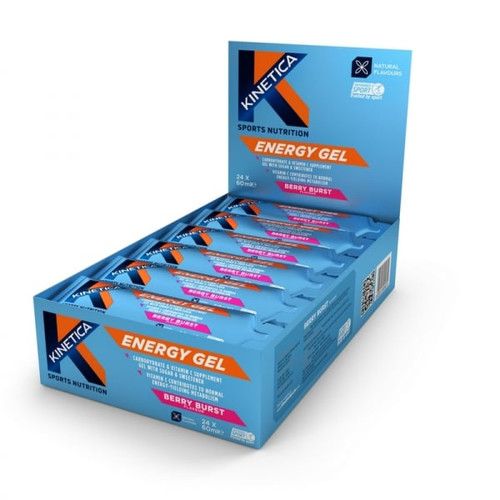 Kinetica Energy Gel x 24 Gels Pack