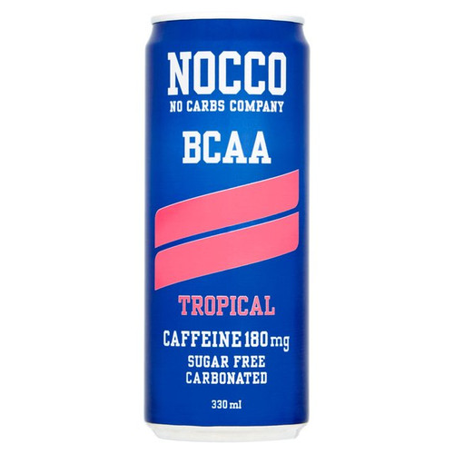 Nocco BCAA Carbonated x 24 Cans Pack