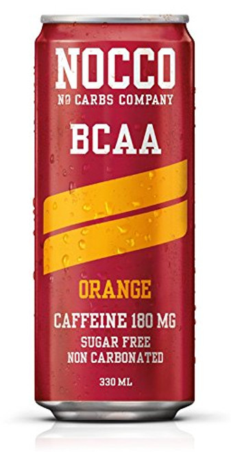 Nocco BCAA Non Carbonated x 24 Cans Pack