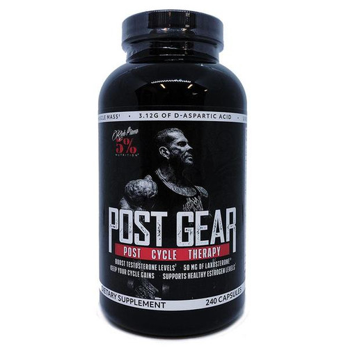 Rich Piana 5% Post Gear 240 Capsules