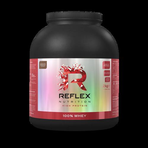 Reflex Nutrition 100% WHEY 2 KG New Formula