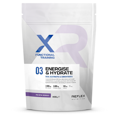 Reflex Nutrition X Functional Training Energise & Hydrate 400 G